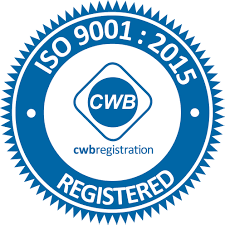 ISO 9001 : 2015 Registered certification